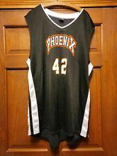 Phoenix Suns #42 Nba Reebok Authentic Team 2Xl Basketball Jersey