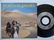 Ennio Morricone Chanté Par Debbie Davis – Secrets Du Sahara   RCA – PB 42559