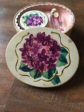 Vintage Richard Hudnut Violet Sec Boxed Gift Set