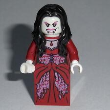 MONSTER FIGHTERS #05 Lego Lord Vampyre's Bride NEW 10228 Halloween Glow Head