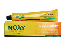 Namman Muay Thai Boxing Analgesic Cream Massage Muscular Pain Relief - 100g