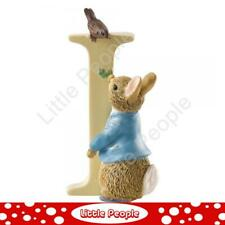 "Peter Rabbit Letters - Letter ""I"" with Peter Rabbit"