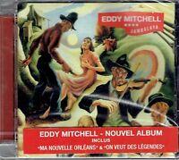 """CD """"EDDY MITCHELL - Jambalaya""""   NEUF SOUS BLISTER"""