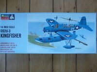 Maquette avion Vintage MONOGRAM 1/48 Ref PA 1350S2U-3 Kingfisher Rare!