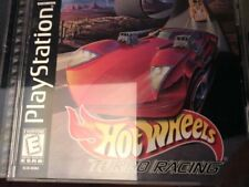 Play station hot wheels turbo racing