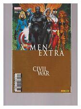 BD  X MEN EXTRA    N° 64  DE 2007 TBE
