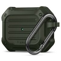 For Apple AirPods Pro Case Spigen® [Tough Armor] Shockproof Slim Cover