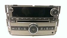 Original 2009 Chevrolet Malibu AM-FM Radio 6 Fache CD MP3 Spieler # 25848865