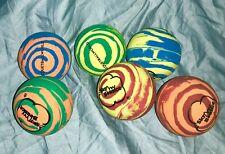 Rainbow Racquetballs / Handballs (6-count) by Sky Bounce colorful supreme balls