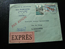 FRANCE - enveloppe 19/6/1958 (cy54) french