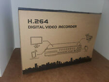 Video Recorder - Digital Video Recorders Closed-circuit Television H.264/Mpeg-4
