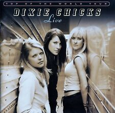 DIXIE CHICKS : TOP OF THE WORLD TOUR - LIVE / 2 CD-SET - TOP-ZUSTAND