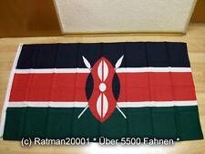 Banderas bandera kenia - 90 x 150 cm