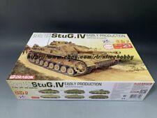 DRAGON 6615 1/35 Sd.Kfz.167 StuG.IV w/Zimmerit Early Production (w/Magic Track)