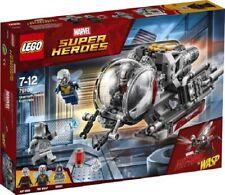 Lego Super Heroes Explorateurs de Quantum Realm 76109