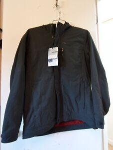 Simms Dockwear Hooded Jacket, Large, Carbon Color