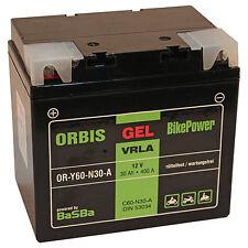 Orbis Batterie de moto gel 53034 30Ah 12V Batterie de démarrage c60-n30-a NEUF