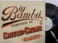Cheech & Chong ‎– Big Bambu LP 1978 Warner Bros. Records ‎– BSK 3251 VG+/NM