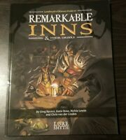 Remarkable Inns & Their Drinks a Dungeons and Dragons 5e Supplement Soft Cover