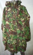 Parka anglaise OCCASION camouflage DPM avec doublure chaude kaki