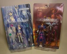 Manga / Anime Merch DARK & LEEN Figuren Dark Angel Phoenix Ressurection OVP