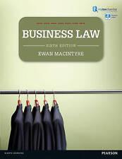 Business Law Premium Pack by Ewan MacIntyre (Mixed media product, 2013)