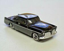 Maisto 1956 Chrysler 300B Diecast 1:64 Black Loose Very Nice