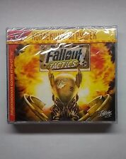 NEW Sealed Fallout Tactics: Brotherhood Of Steel Video Game Jewelry Vintage RU