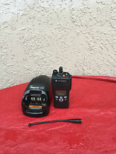 Motorola XTS2500 700/800Mhz Digital Astro h46ucf9pw6bn 2 way handheld radio