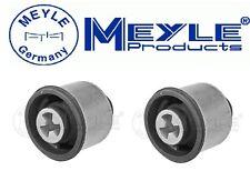 Meyle 2 eje trasero Cojinetes para vwgolfmk4 / BORA AUDI A3 SEAT LEON