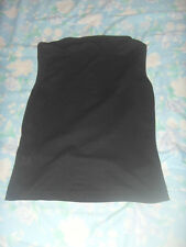In good condition black sleeveless top Size 5 *Free Post