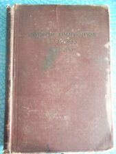 """Vintage """"English Composition Book One"""" by Stratton D. Brooks 1911"""