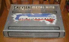 """KEYSER OO GAUGE CL18 DB V160 """"LOLLO"""" METAL COMPLETE KIT -BOXED-"""