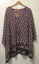 LOVELY TOP FREE SIZE MAY FIT TO SIZE 20 NWT NINA PROUDMAN STYLE
