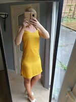Size 8 Dress Yellow Monsoon Sun Beach Dress