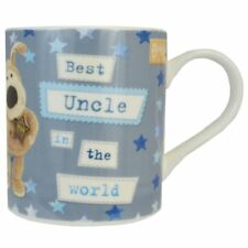 Boofle Best Uncle In World China Mug In Gift Box Birthday Christmas Gifts