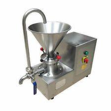 304 Automatic colloid mill sesame grinder machine peanut butter machine 2.2KW CE
