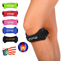 CFR Adjustable Knee Support Patella Strap Band Belt Tendon Brace Pain Relief SFC