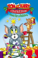 Tom and Jerry's Christmas: Paws for a Holiday DVD (2003) Hanna Barbera cert U