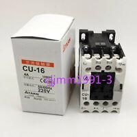 CU-18 CU18 1PC New TECO 220VAC contactor free ship /&R1