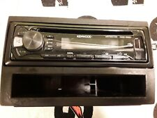 Kenwood KDC-122U Car Stereo AM/FM Radio CD Player USB AUX  W/Faceplate No Remote