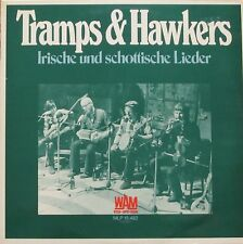 Tramps & Hawkers-irlandese e scozzese canzoni (WAM VINILE-LP GERMANY 1973)