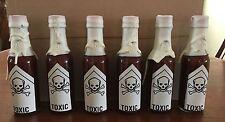 Toxic Sludge BioHazard Death Hot Sauce.  OMG HOT HOT HOT yet YUMMY