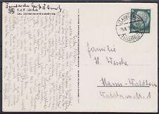 DR Mer n. 516 EF su KDF vacanza AK resina, GEL. Clausthal-Casa Foresta 1938