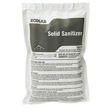 Ecolab 6114821 Ecolab Solid Sanitizer Tablets (4/cs)