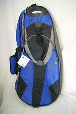 Nwt Prince Racquet Bag / Backpack Shark 6 Pack Blue / Black / Gray