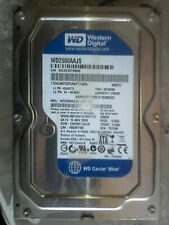"Disque Dur 250GB WESTERN DIGITAL Caviar Blue 3.5"" SATA  WD2500AAJS"