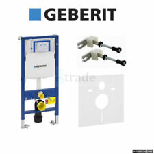 GEBERIT DUOFIX 1.12m SET 3in1 WALL HUNG WC TOILET FRAME UP320 SIGMA CISTERN