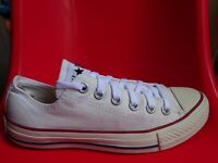 Converse Unisexe Chuck TAYLOR classique couleur All Star Hi Lo Tops Taille 37.5