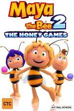 The Maya The Bee - Honey Games (DVD, 2018)